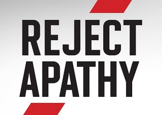 Reject Apathy Banner