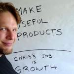 Blogging and Marketing Guru Chris Brogan