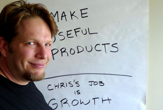 Blogging and Marketing Guru Chris Brogan (courtesy of Chris Brogan http://www.flickr.com/photos/chrisbrogan/)