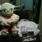 Yoda from Star Wars (For the Geeks and Creatives Post)