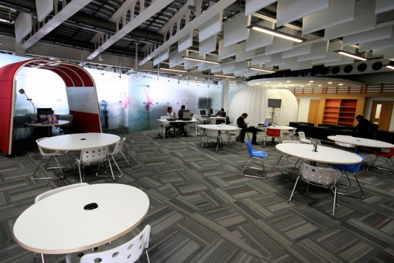 Simple tips for introducing innovation to your organization for Most innovative office spaces