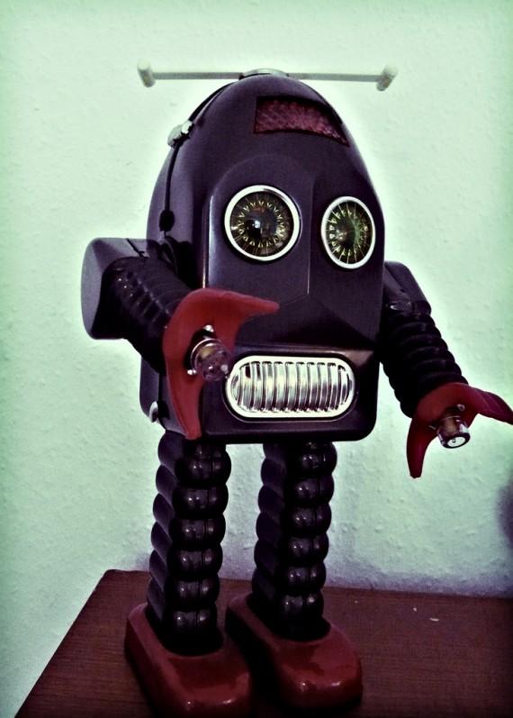 Seo Guide Robot (Credit: Sebastian Lund)
