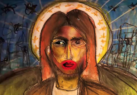 Portrait of Christ by Jeremy Cowart