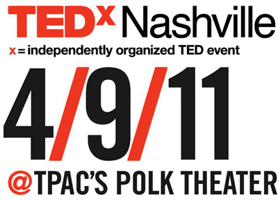 TED Talk in Nashville, TN