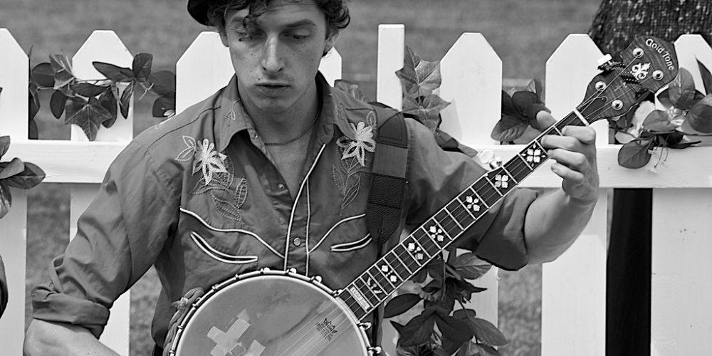 Southern Banjo Player