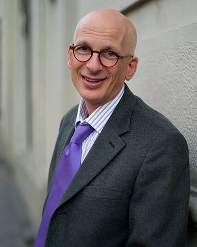Photo of Seth Godin
