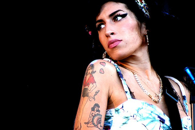 The Death of Amy Winehouse & the Dangers of Fame Amy Winehouse