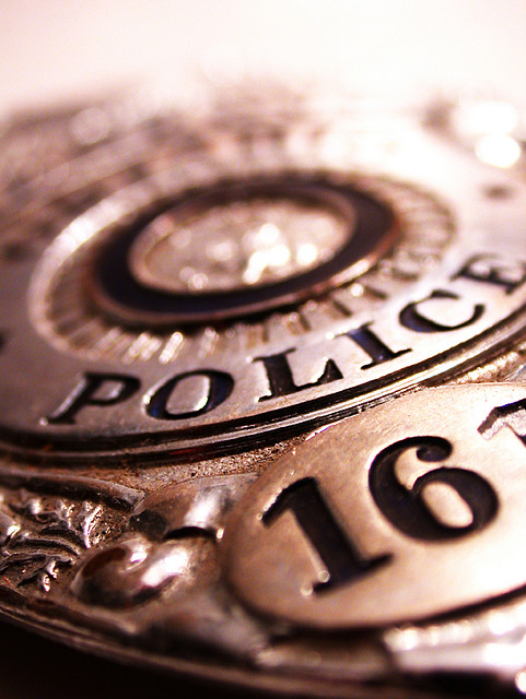 Police Badge - Authority Blog