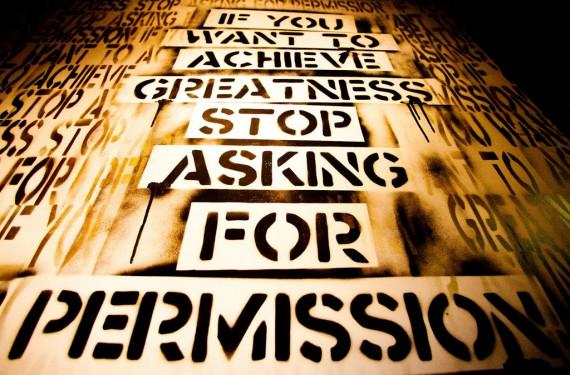 Biggest Lie - Asking for Permission