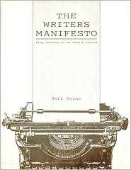 Writers Manifesto Book Cover