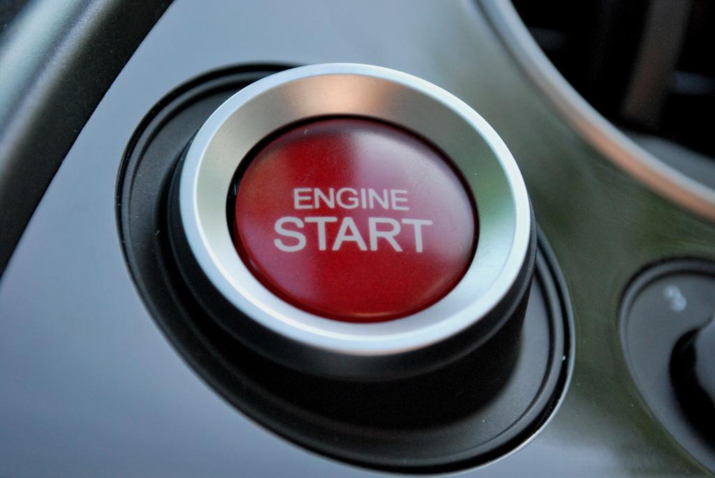 Engine Start Picture