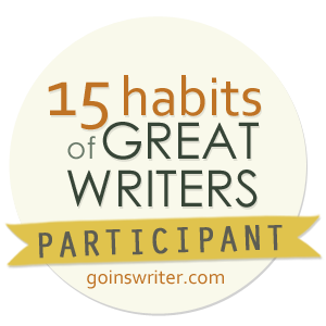 15 Habits Badge