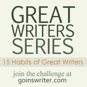 Great Writers Badge