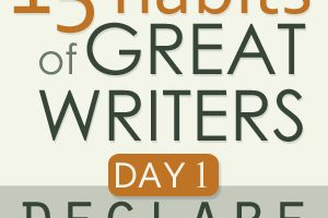 Great Writers Declare