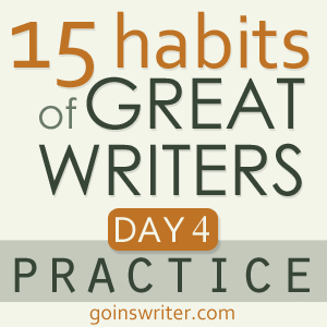 Great Writers Practice