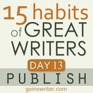 Great Writers Publish