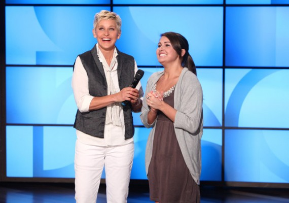 Ellen Show Photo
