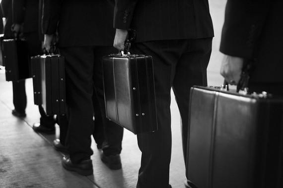 Salesman's Briefcase Photo