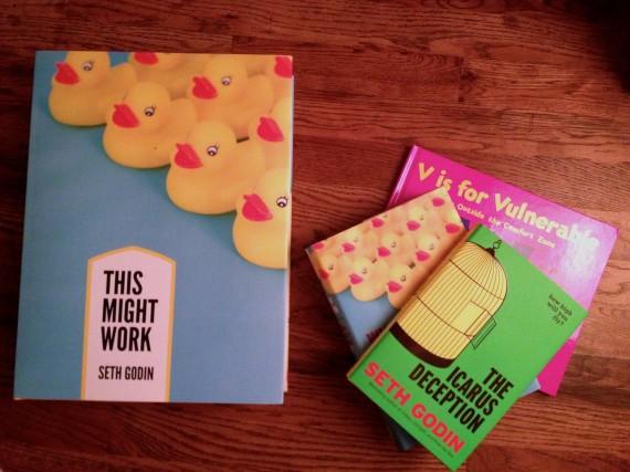 Seth Godin books