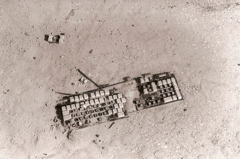 Broken Keyboard