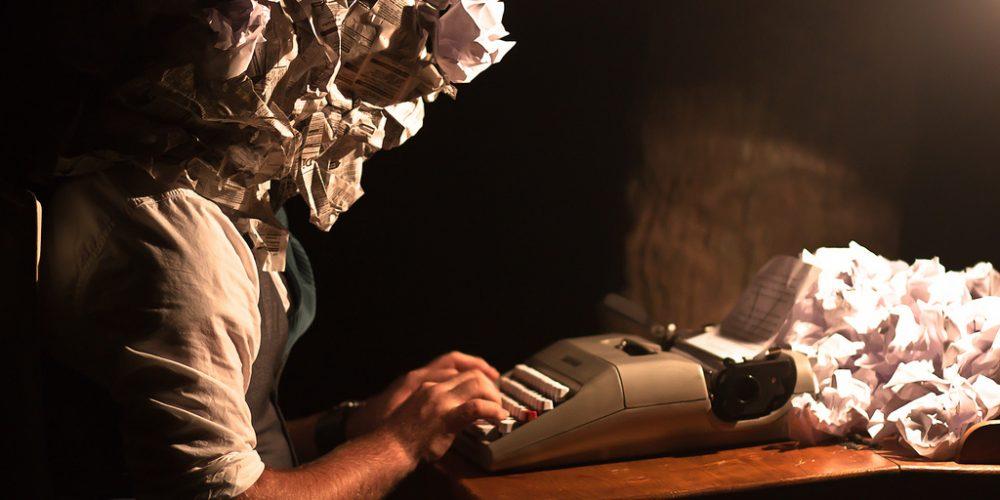 Shut Up, I'm Writing