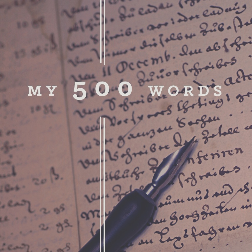 College application report writing 500 words
