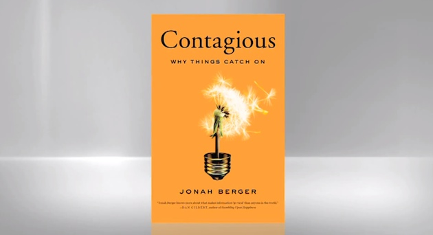 010: Professor Jonah Berger on the Science Behind Contagious Content (And Why You're Probably Doing It Wrong) [Podcast]