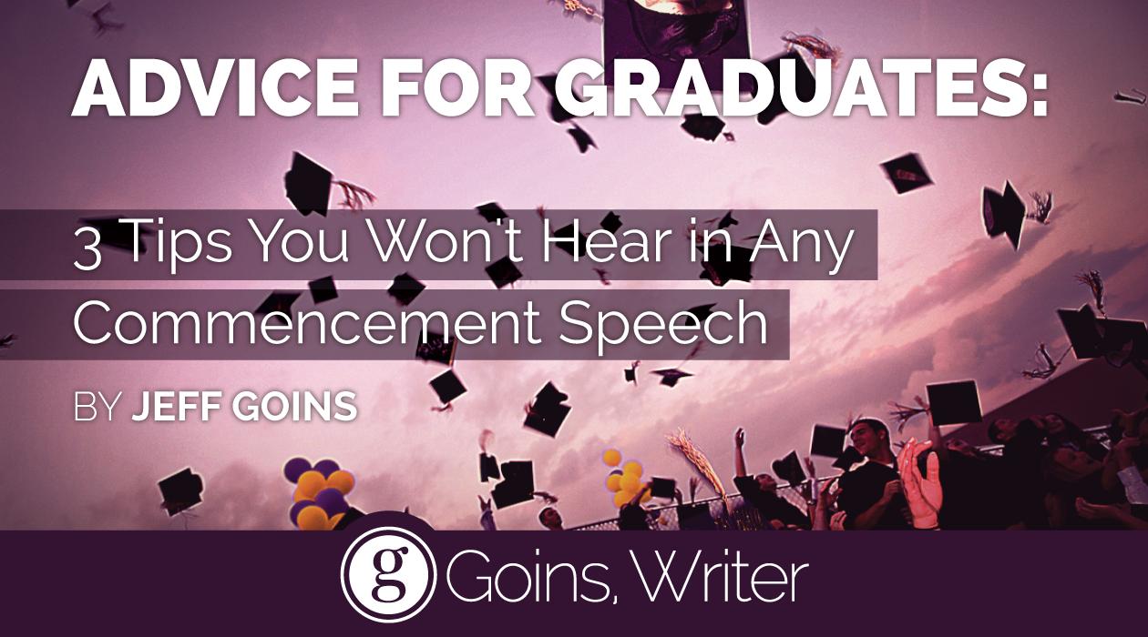 Graduate Advice