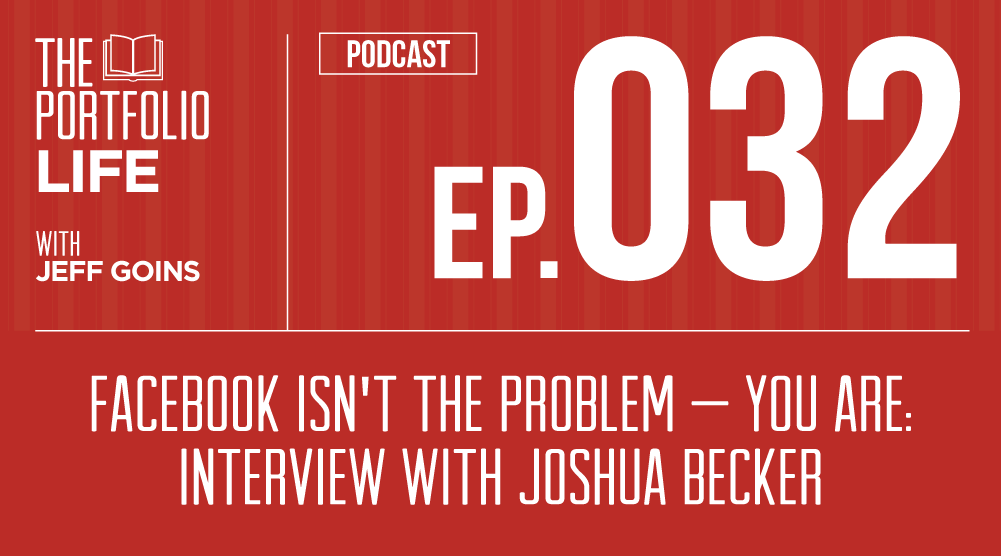 Facebook Isn't the Problem: Interview with Joshua Becker