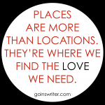 Places quote