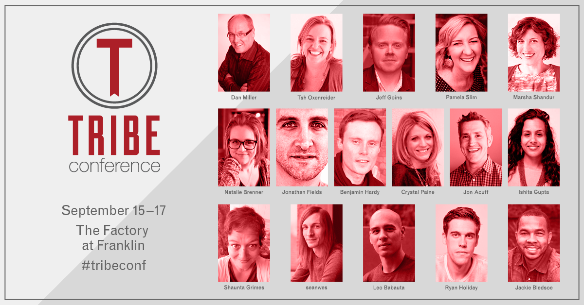 Tribe 2017 Speakers Banner