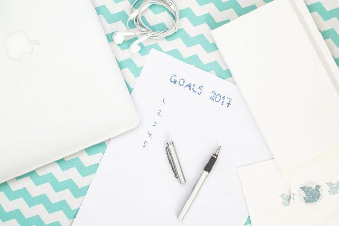 Set Habits, Not Goals
