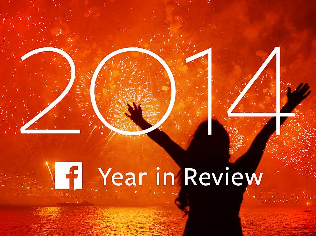 Facebook: Year in Review