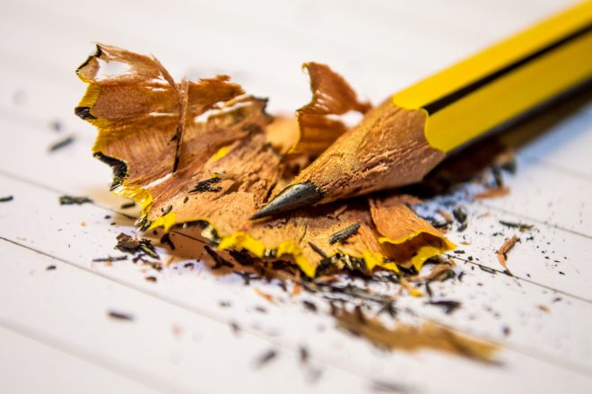 How to Not Waste Your Words: The Secret to Writing a Crappy but Usable First Draft