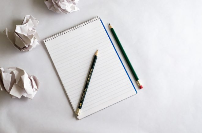 The Secret to Writing a Great Book: Start With a Great Idea
