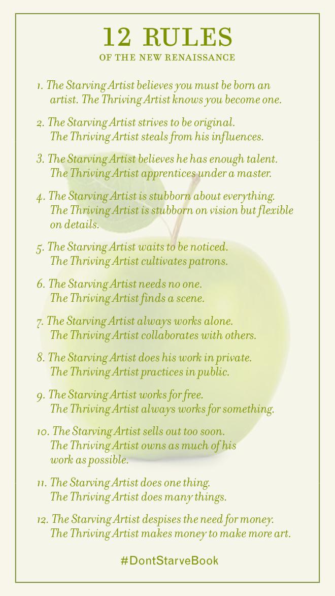 12 Rules 1x