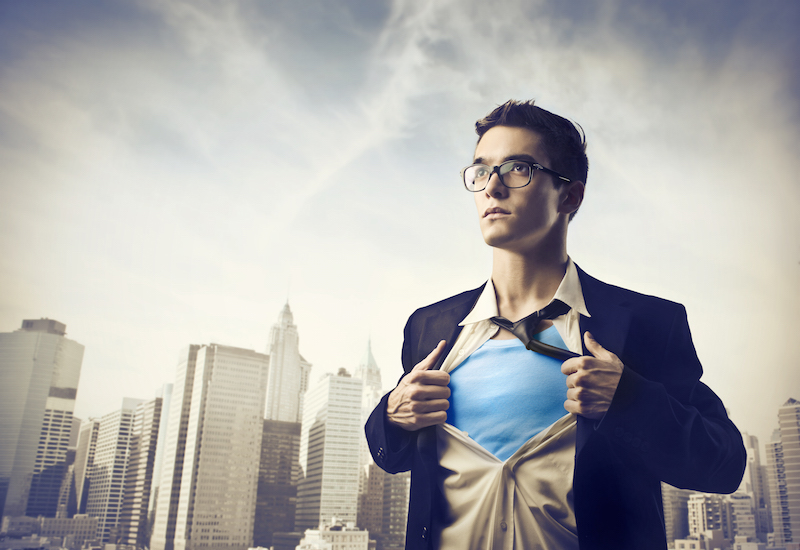 Why We Are All Secretly Superheroes