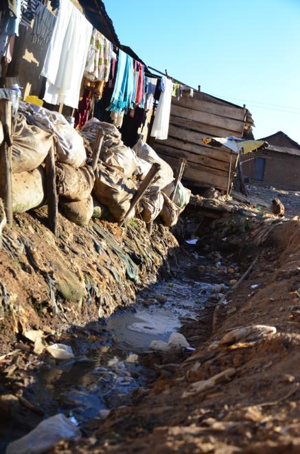 Slum Sewer